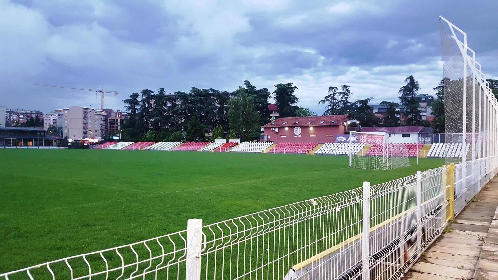 STADION FK SINĐELIĆ BEOGRAD